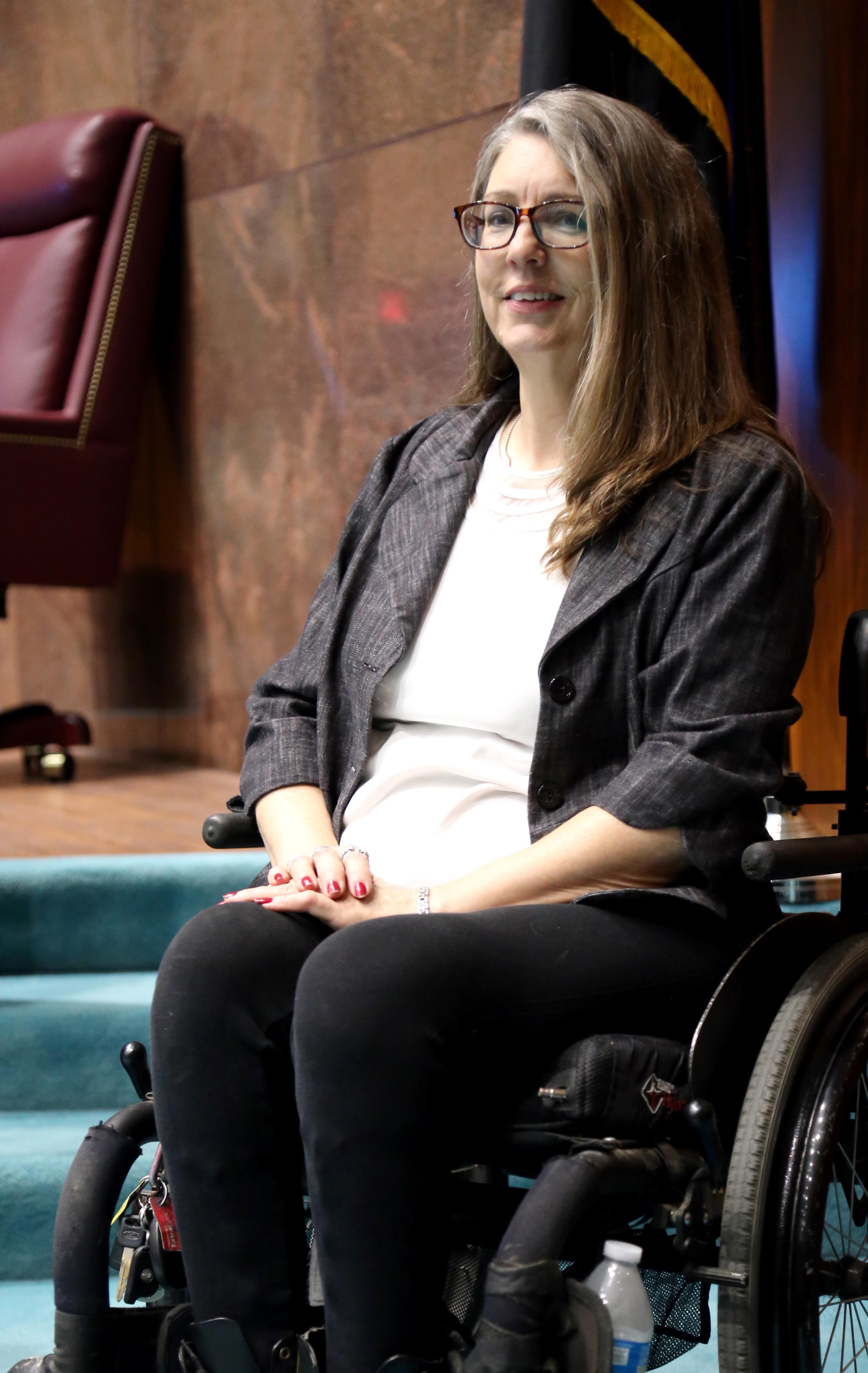 Jennifer Longdon Accessibility