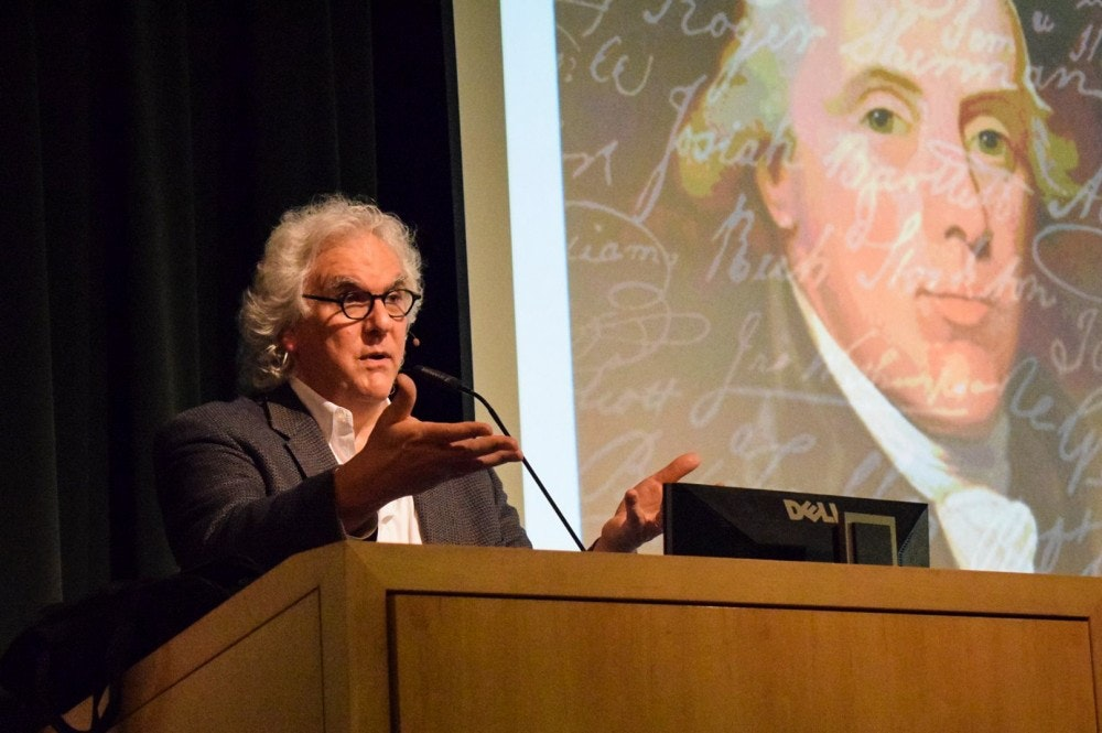 Photo of Stephen Fried