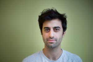 Photo of Matt Kielty from Radiolab